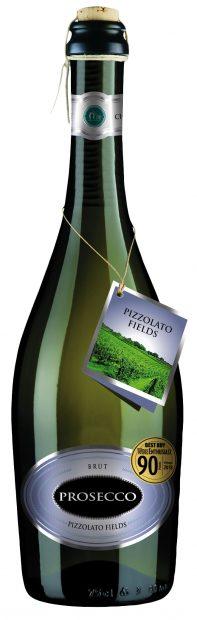 Pizzolato Fields Prosecco Bottle