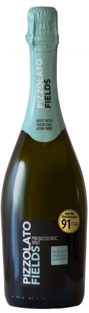Pizzolato Fields Prosecco Spumante Bottle