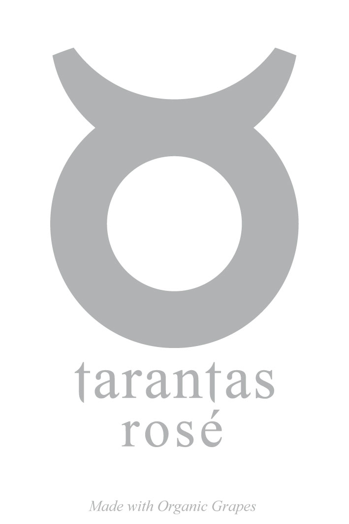 Tarantas Bobal Rose Spanish Wine Made With Organically Grown Grapes