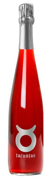 Tarantas Sparkling Rosé Bottle
