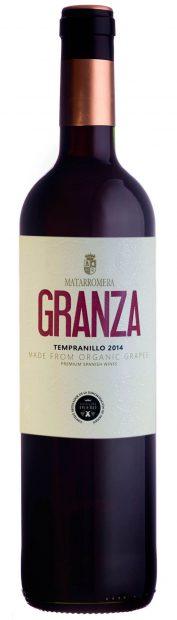 Granza Organic Tempranillo Bottle