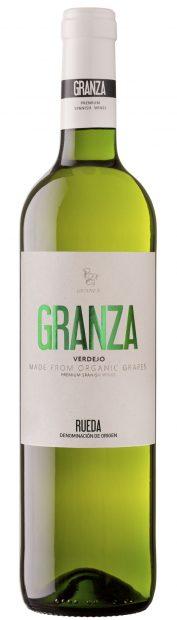 Granza Organic Verdejo Bottle