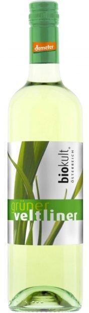 Biokult Grüner Veltliner Bottle
