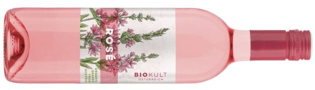 Biokult Zweigelt Rosé Bottle
