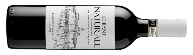 Chianti Naturale Bottle
