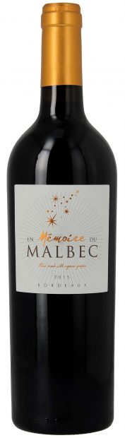 En Mémoire du Malbec Bottle