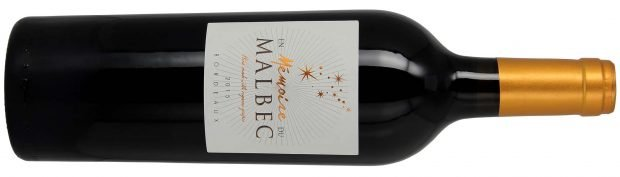 En Mémoire du Malbec Bottle