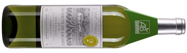 Les Hauts de Lagarde Blanc-Sec Bottle