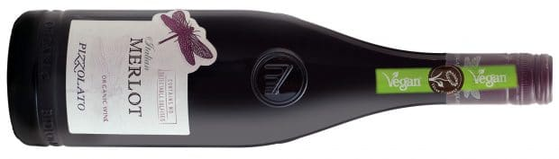 Pizzolato Merlot NSA Bottle