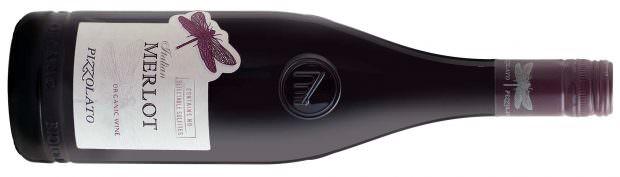 Pizzolato Merlot Italian organic red wine