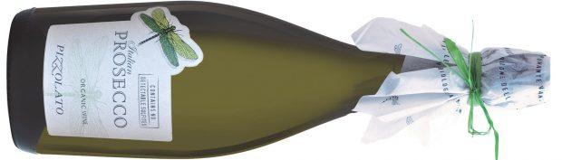 Pizzolato NSA Prosecco Bottle