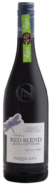 Pizzolato Red Blend NSA Bottle