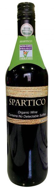 Spartico Tempranillo/Cabernet Bottle