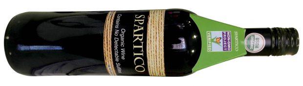 organic wine no sulfites added