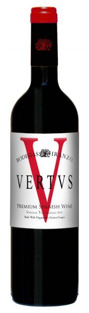 VERTVS Vintage Tempranillo Bottle