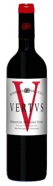 VERTVS Vintage Tempranillo Bottle