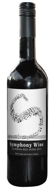 WINE SYMPHONY ~ DORNFELDER Bottle