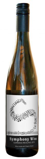 WINE SYMPHONY ~ RIESLING Bottle