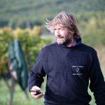 Winemaker Lionel Raymond