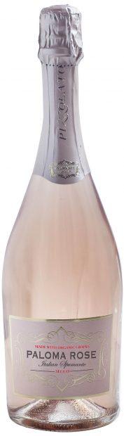 Paloma Rose Secco Bottle
