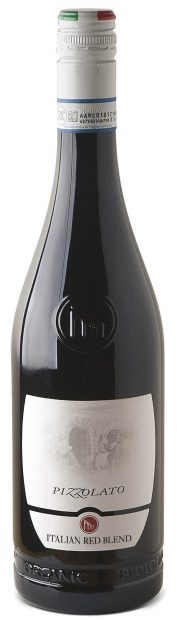 Pizzolato Italian Red Blend Bottle