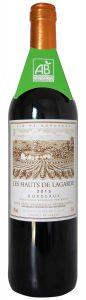 Les Hauts de Lagarde French organic wine