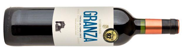 Granza Organic Toro Bottle