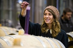 Celebrating International Women's Day with Cellar Master Elodie Gilles