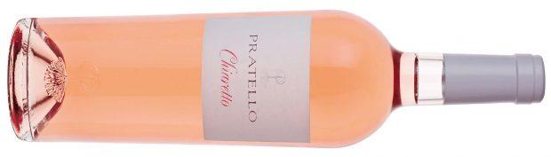 Pratello Chiaretto organic rosé wines