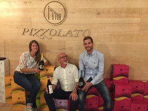 Pizzolato Italian organic wines generations