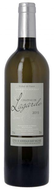 Château de Lagarde Cuvée PrestigeBlanc Bottle