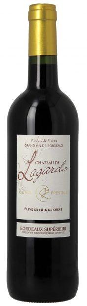 Château de Lagarde Cuvée Prestige Rouge Bottle