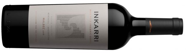Inkarri Estate Bottled Malbec Bottle