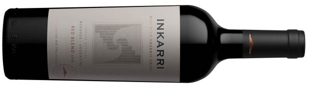 Inkarri Red Blend Limited Edition Bottle