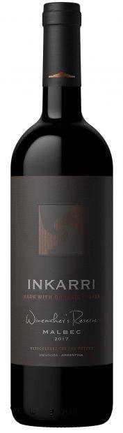 Inkarri Winemaker`s Reserve Malbec Bottle