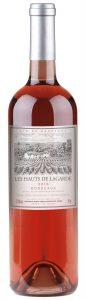 French organic wine Les Hauts de Lagarde