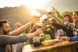 Top Organic Red Wines for Fall