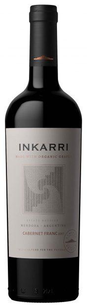 Inkarri Cabernet Franc Limited Edition Bottle