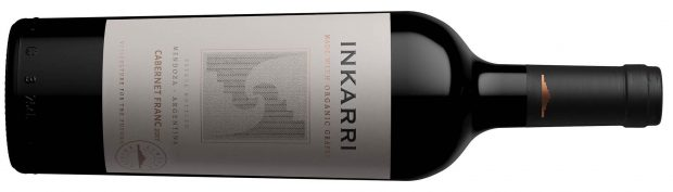 Inkarri Cabernet Franc Limited Edition Bottle