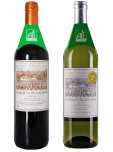 French organic wines