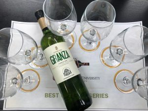 Spanish organic verdejo wine among young and future US chefs and sommeliers