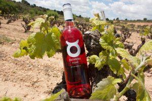 Spanish organic wine Tarantas Bobal Rose