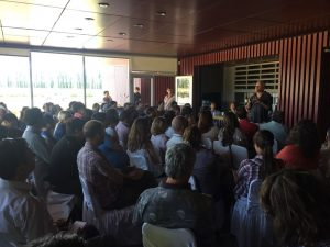 Biodynamic wines from Argentina, recently hosted the Biodynamic Conference