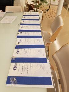 WSET Certification