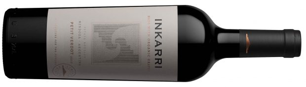 Inkarri Estate Bottled Petit Verdot Bottle