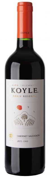Koyle Gran Reserva Cabernet Sauvignon Bottle