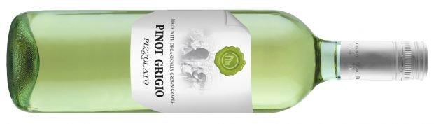 Pizzolato Pinot Grigio Bottle
