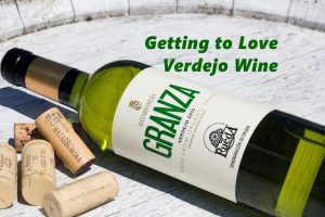 Getting to Love Verdejo Organic Wine