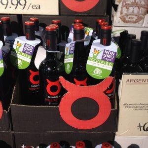 Non-GMO Project Verified Wines
