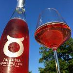 Sparkling Rose Natural Wine